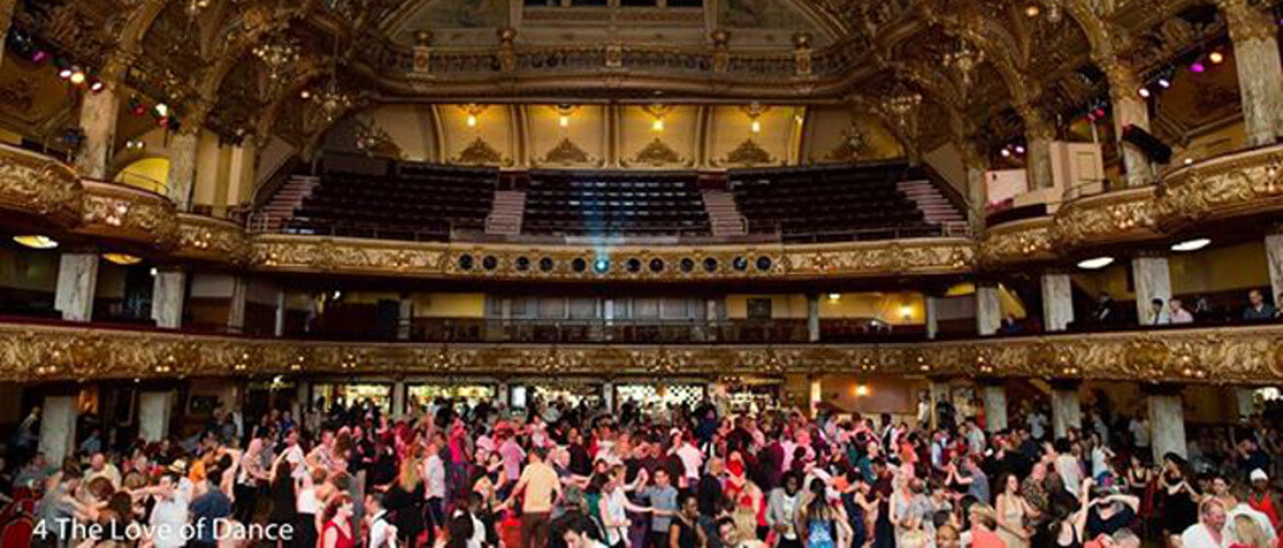 Salsa at Blackpool Tower